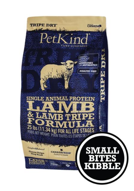 PetKind SAP Lamb & Lamb Tripe 25 lb