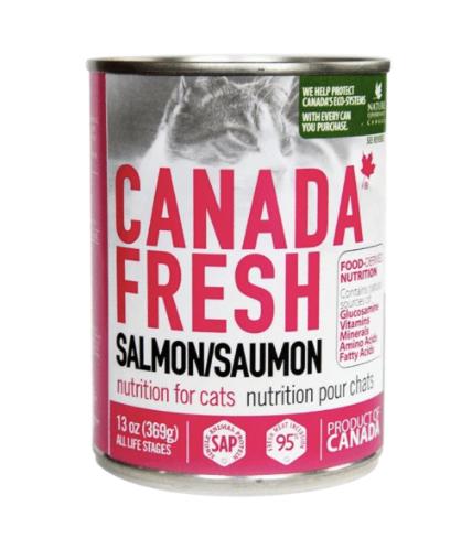 Canada Fresh Cat Salmon 369 g