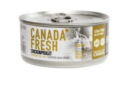 Canada Fresh Cat Chicken 156g