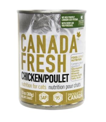 Canada Fresh Cat Chicken 369 g