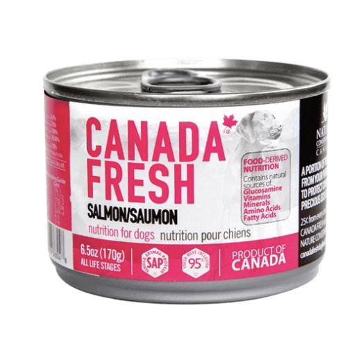 Canada Fresh Dog Salmon 170 g