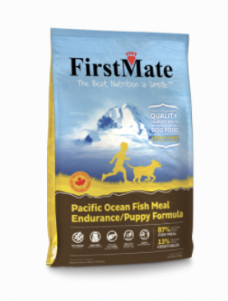First Mate DOG Endurance/Puppy Formula 5lb