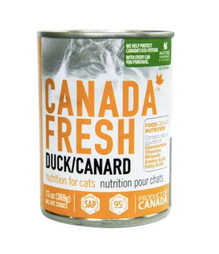 Canada Fresh Cat Duck 369 g