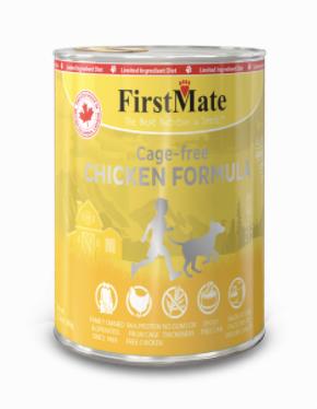 First Mate DOG Can Chicken 12.2 oz / 345g