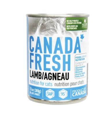 Canada Fresh Cat Lamb 369 g