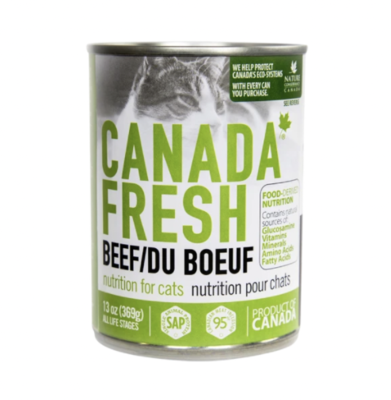 Canada Fresh Cat Beef 369 g