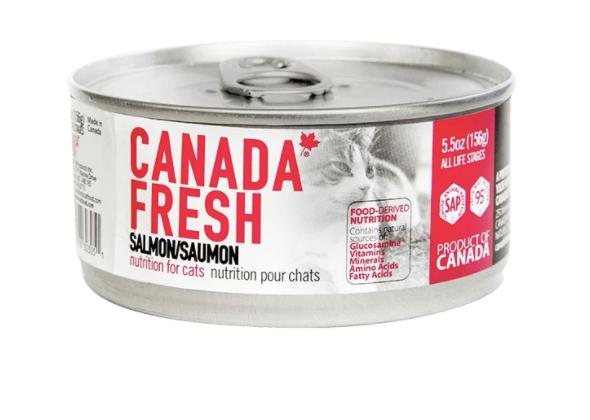 Canada Fresh Cat Salmon 156g