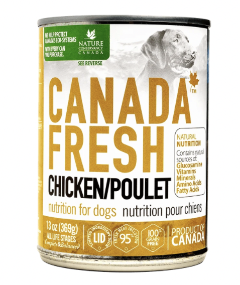 Canada Fresh Dog Chicken 369 g