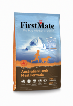 First Mate Australian Lamb 5lbs