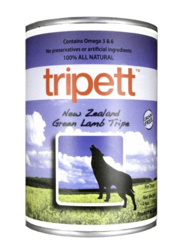 TRIPETT Green Lamb Tripe 396 g