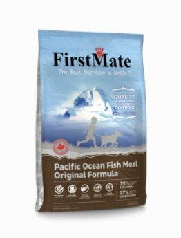First Mate Pacific Ocean Fish Dog 5lbs