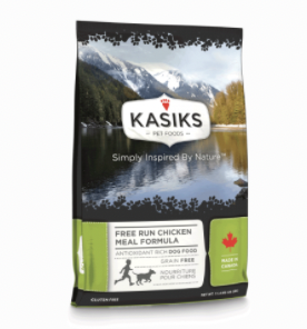 Kasiks DOG Free Run Chicken 11.36kg / 25lb