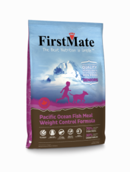 First Mate DOG Healthy Weight/Senior 14.5lbs