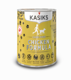 Kasiks DOG Can Chicken 12.2oz / 345g
