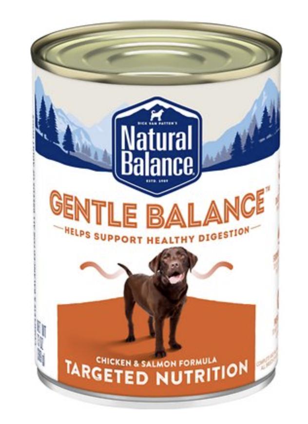 NB Targeted Nutrition Dog Gentle Balance Chicken 13 oz