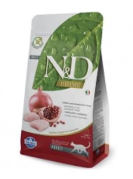 Farmina N&D PRIME Cat Chicken & Pomegranate Adult 5kg