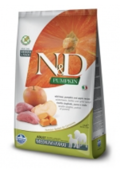 Farmina N&D Dog Pumpkin Boar and Apple Med and Maxi 2.5kg