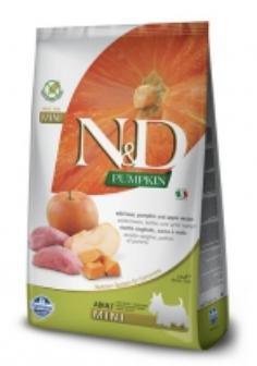 Farmina N&D Dog Pumpkin Boar and Apple Mini 2.5kg