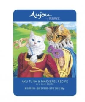 Aujou Cat Aku Tuna & Mackerel (Shreds)