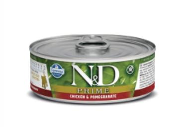 N&D Cat KITTEN Chicken & Pomegranate 2.8oz / 80g