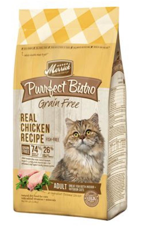 Merrick Purrfect Bistro Chicken 4 lb