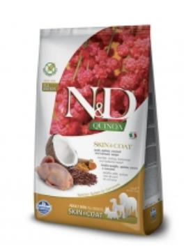 Farmina N&D Dog Quinoa Skin and Coat Quail 2.5kg