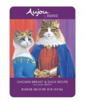 Aujou Chicken Breast & Duck
