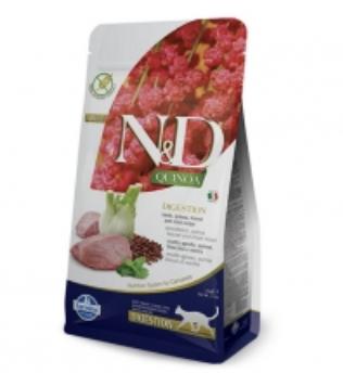 N&D Cat Quinoa Digestion Lamb 5kg