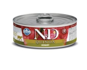 N&D Cat Urinary Duck & Quinoa 2.8oz / 80g