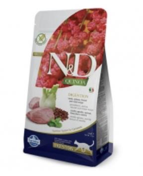 Farmina N&D Cat Quinoa Digestion Lamb 1.5kg