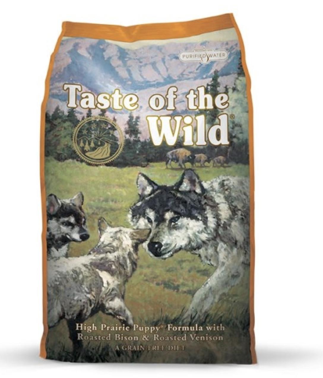 Taste Of The Wild High Prairie Puppy 28 lb