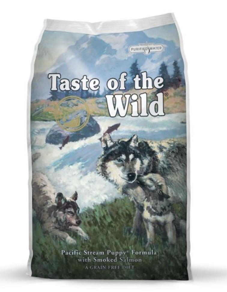 Taste of the Wild Pacific Stream Puppy 5.5lbs
