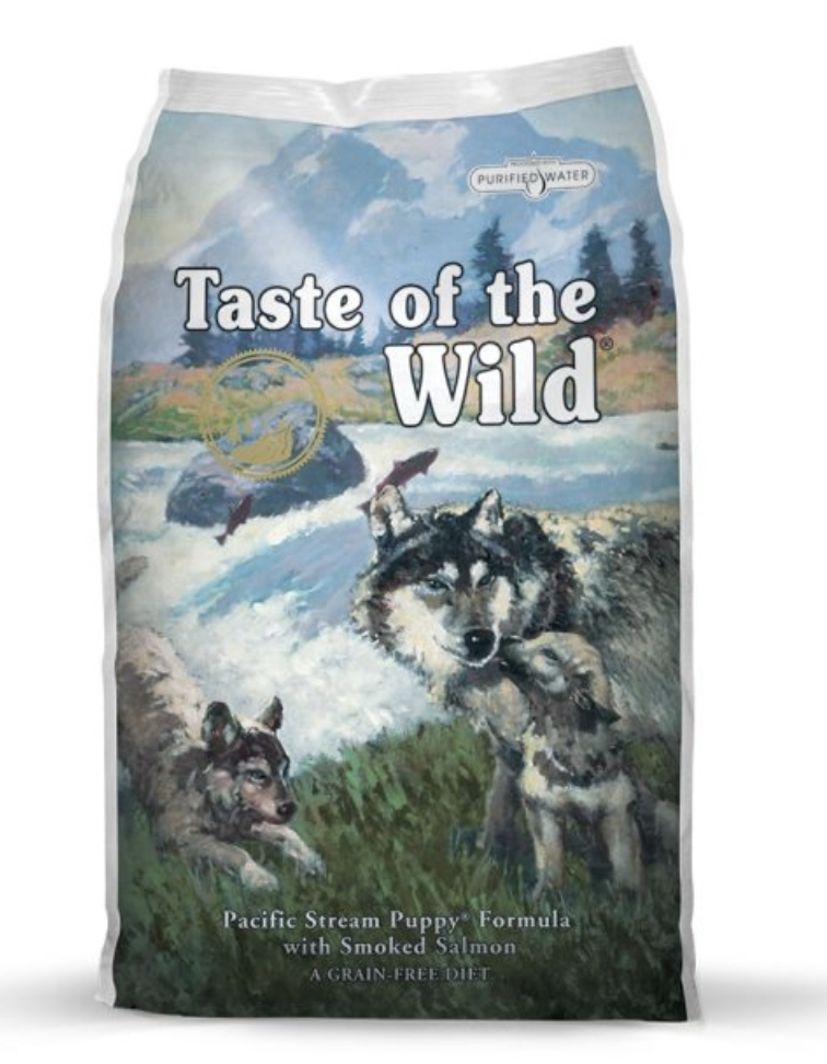 Taste of the Wild Puppy Pacific Stream 28 lb