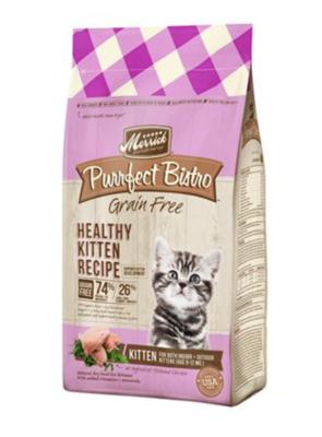 Merrick Purrfect Bistro Kitten 4 lb