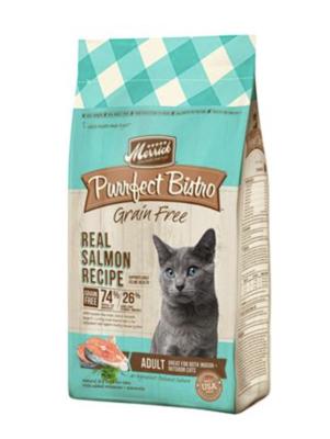 Merrick Cat GF Salmon & Sweet Potato