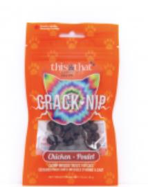 THIS & THAT Crack-Nip Chicken 43g