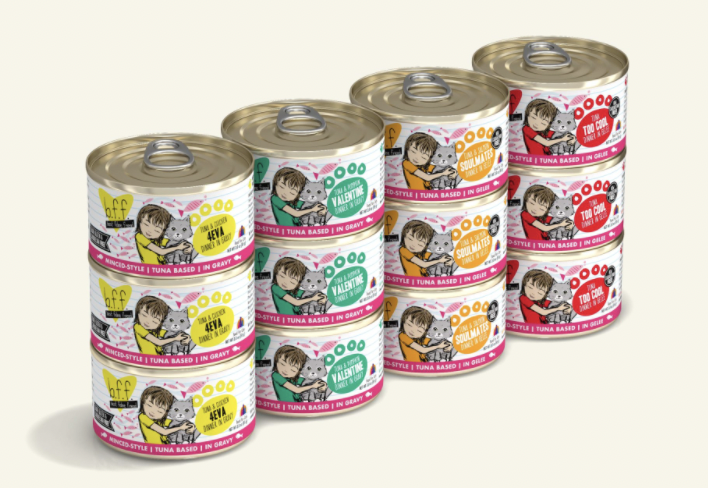 BFF Tuna Variety Pack 5.5oz
