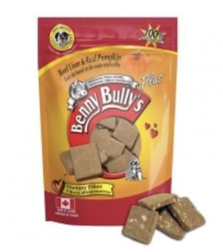Benny Bully's DOG Beef Liver w/ Pumpkin 58g