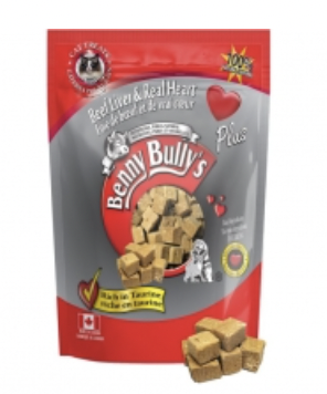 Benny Bully's CAT Beef Liver w/ Heart 25g