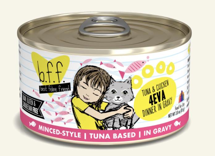 BFF Tuna and Chicken 4-Eva 5.5oz