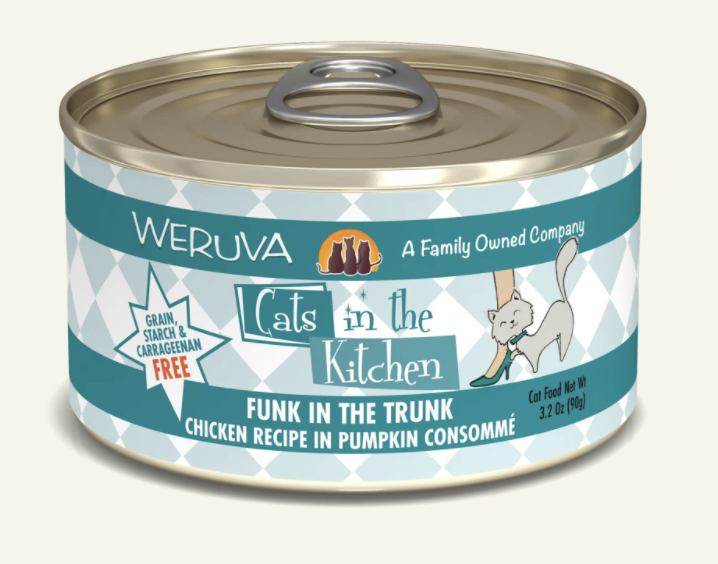 Cats in the Kitchen Funk in the Trunk 3 oz
