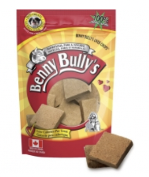 Benny Bully's Dog Liver Original Treats 80g