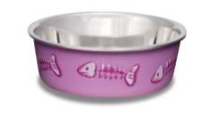 Bella Bowl Fish Pink X-Small