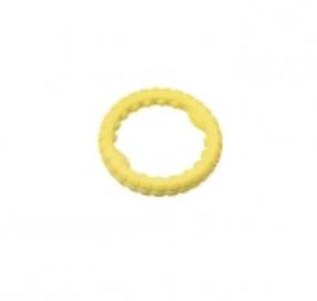 "Budz Rubber Yellow Foam Ring 7.5"""