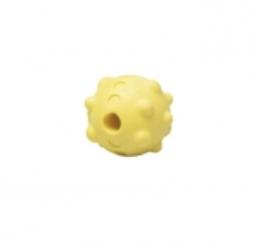 "Budz Rubber Foam Ball Yellow 2.5"""