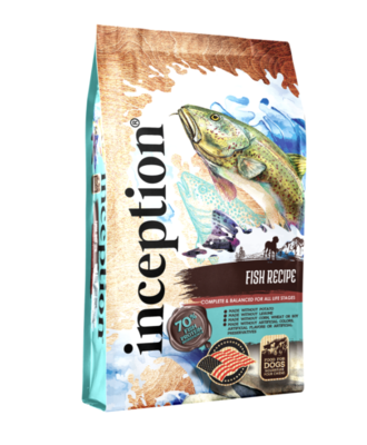 Inception DOG Fish Formula 4lb
