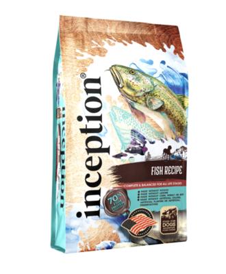 Inception DOG Fish Formula 13.5lb