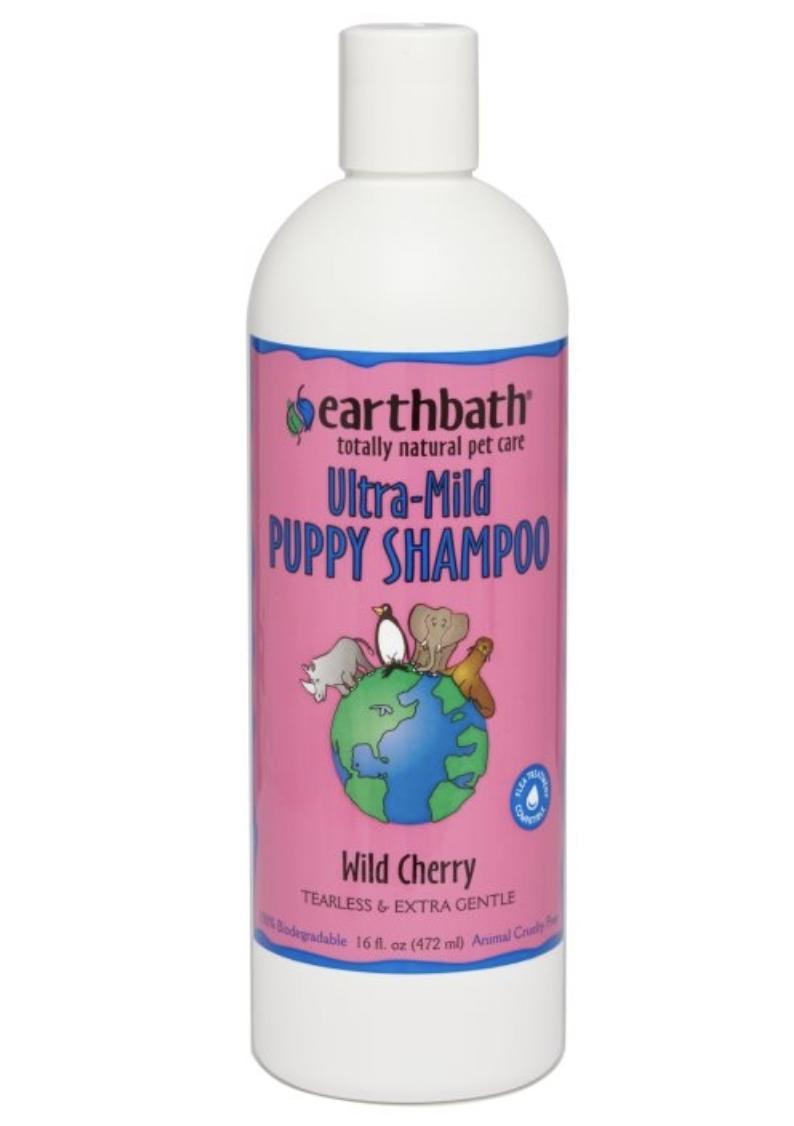 Earthbath Ultra Mild Puppy Shampoo 472ml