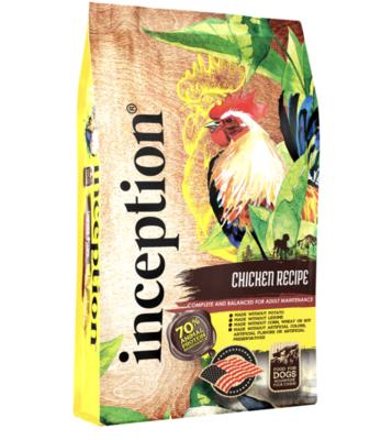 Inception DOG Chicken Formula 13.5lb