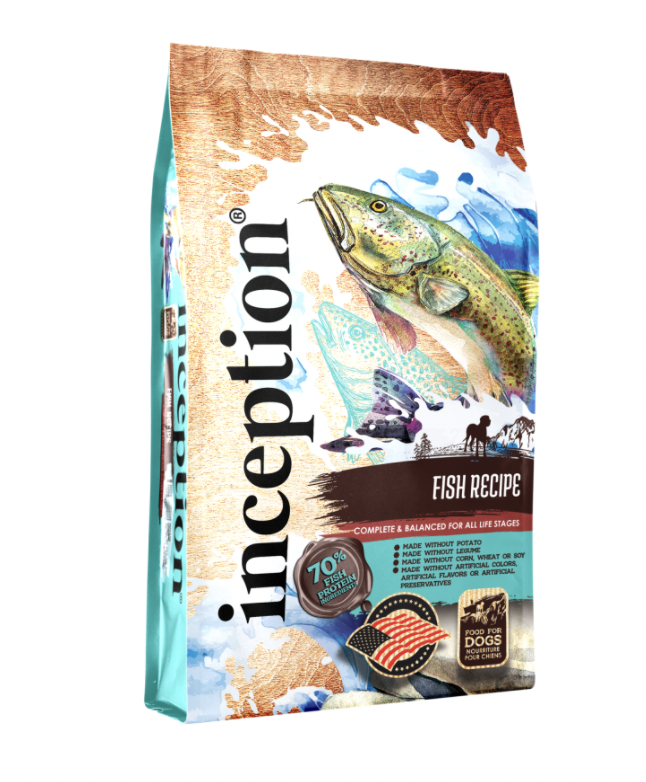Inception DOG Fish Formula 27lb